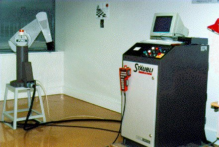 robot puma 560